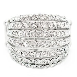 Womens ring, Bling, Stretchy, Paparazzi